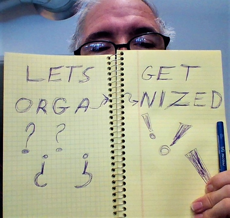 Give it to Someone Organized